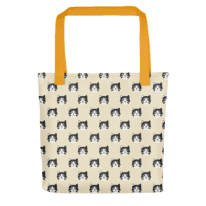 Lots O' Little Jacks Tote bag