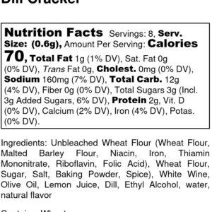 Dill Cracker